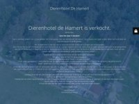 Dierenhotel de Hamert