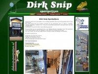 Dirk Snip Sportprijzen