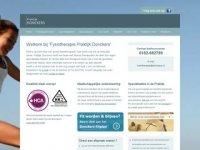 Donckers.nl - Fysiotherapie - introductie