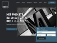 Screenshot van dubbelm.nl