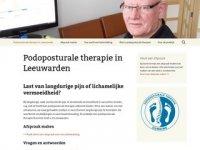 Dunnink Podoposturale therapie
