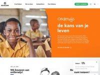 Stichting Edukans - omdat onderwijs �cht ...