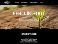 Screenshot van eerlijkhout.nl