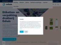 Screenshot van eshuis.nl