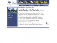 Screenshot van etca.nl