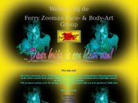 Ferry Zeeman Face- en Bodyart
