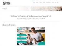 Way of Life - Fitness- en Saunacentrum