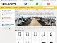 Helisports - loopband, hometrainer, ...
