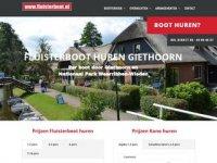 Bootverhuur Giethoorn
