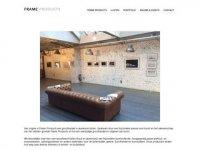 Frame Products BV - kunst in Lijsten
