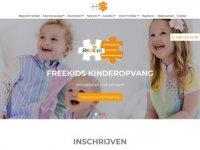 Freekids - Naschoolse opvang
