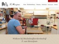 Meubelstoffeerdersbedrijf F. van Herwijnen