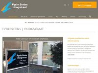 Fysiotherapie Hoogstraat