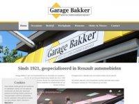 Garage Bakker Apeldoorn : Autodealer personenwagens apeldoorn webtop
